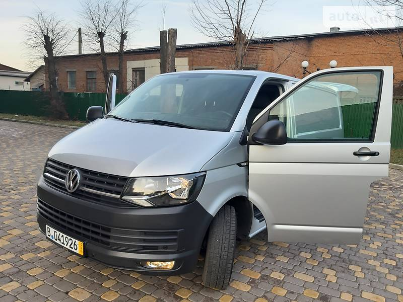 Volkswagen T6 (Transporter) груз 2016 в Виннице