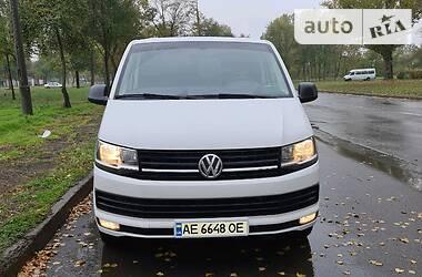 Volkswagen T6 (Transporter) груз 2017 в Кривом Роге