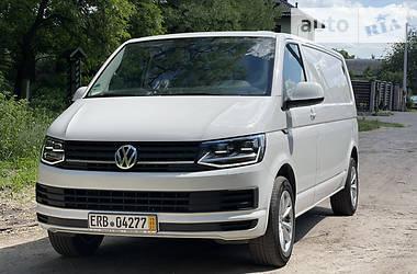 Легковий фургон (до 1,5т) Volkswagen T6 (Transporter) груз 2016 в Києві