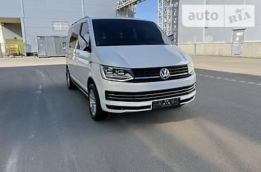Минивэн Volkswagen T6 (Transporter) пасс. 2017 в Одессе
