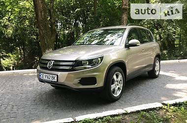 Volkswagen Tiguan 2011 в Черновцах