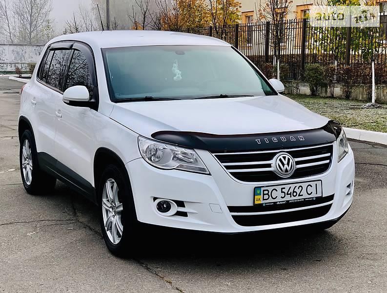 Volkswagen Tiguan 2.0 TSI 4x4 FULL
