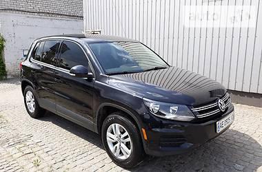 Volkswagen Tiguan 2014 в Днепре