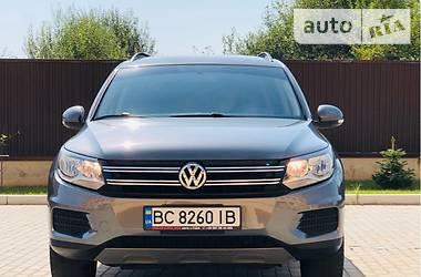 Volkswagen Tiguan 2014 в Львове