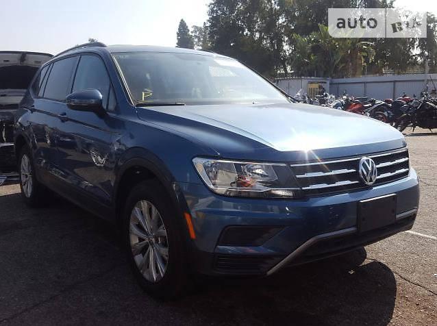 Volkswagen Tiguan 2017 в Львове