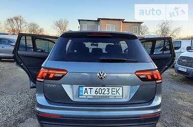 Volkswagen Tiguan 2018 в Івано-Франківську