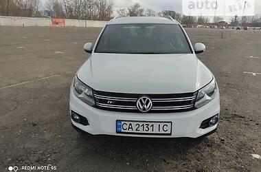 Volkswagen Tiguan 2016 в Киеве
