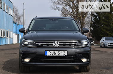 Volkswagen Tiguan 2017 в Львові