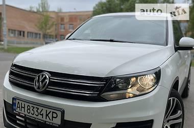 Внедорожник / Кроссовер Volkswagen Tiguan 2012 в Краматорске