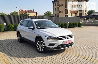 Внедорожник / Кроссовер Volkswagen Tiguan 2018 в Львове