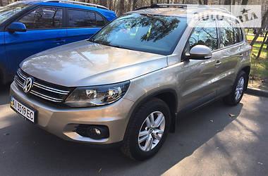 Внедорожник / Кроссовер Volkswagen Tiguan 2013 в Киеве