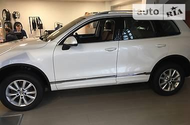 Volkswagen Touareg Premium Life 2018