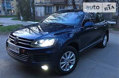 Volkswagen Touareg 2013 в Луганске