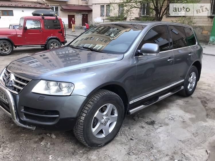 Volkswagen Touareg 2003 в Тернополе