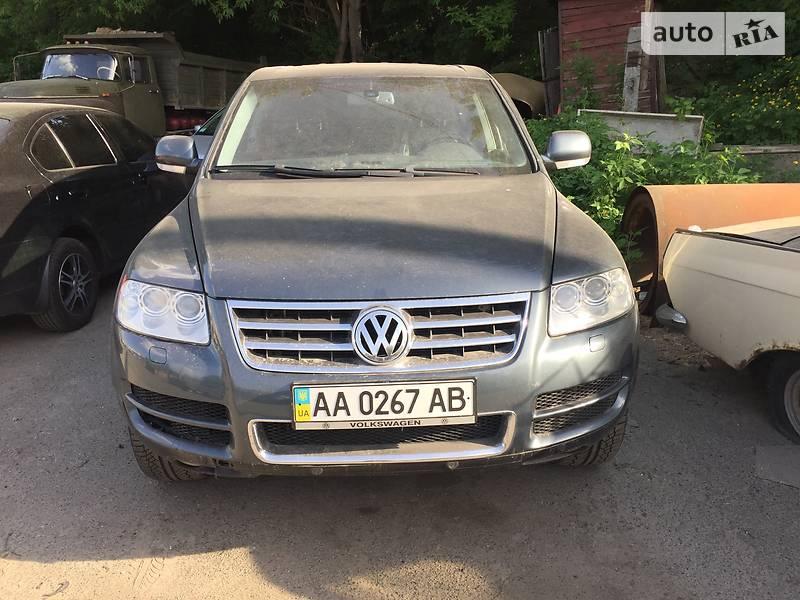 Volkswagen Touareg 2005 в Киеве