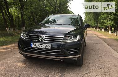 Volkswagen Touareg 2018 в Знаменке