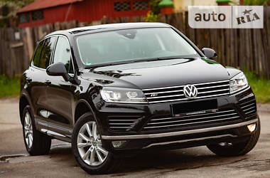 Volkswagen Touareg 2016 в Львові