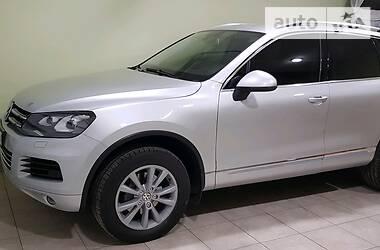 Volkswagen Touareg 2012 в Чернобае