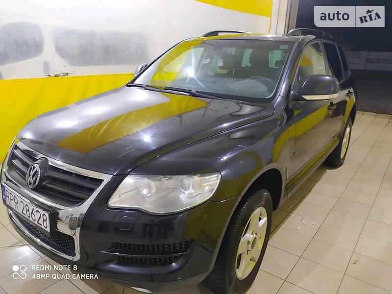 Volkswagen Touareg 2008 в Николаеве