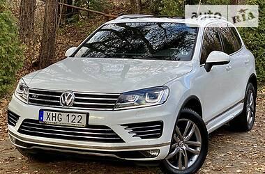 Volkswagen Touareg 2017 в Дрогобыче
