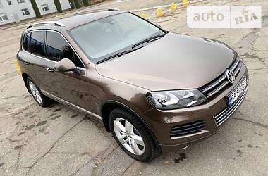Volkswagen Touareg 2013 в Кропивницком