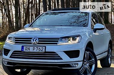 Volkswagen Touareg 2015 в Дрогобыче