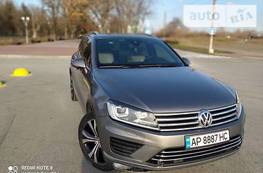 Volkswagen Touareg 2016 в Запорожье