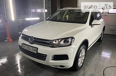 Volkswagen Touareg 2014 в Луцке