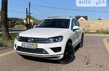 Volkswagen Touareg 2018 в Луцке