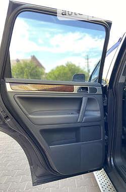 Внедорожник / Кроссовер Volkswagen Touareg 2008 в Софиевской Борщаговке