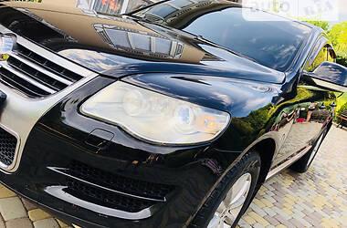 Позашляховик / Кросовер Volkswagen Touareg 2008 в Іршаві