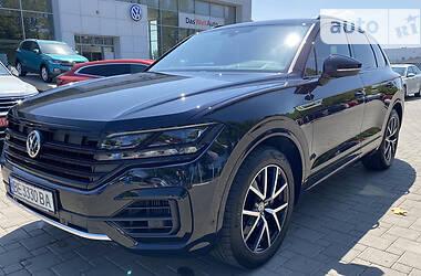 Позашляховик / Кросовер Volkswagen Touareg 2019 в Миколаєві