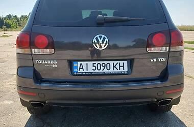 Внедорожник / Кроссовер Volkswagen Touareg 2008 в Киеве