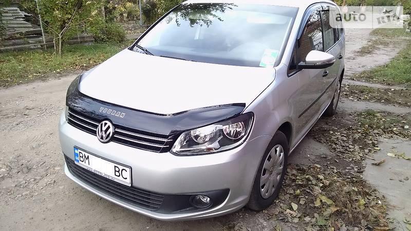 Volkswagen Touran 2012 года в Сумах