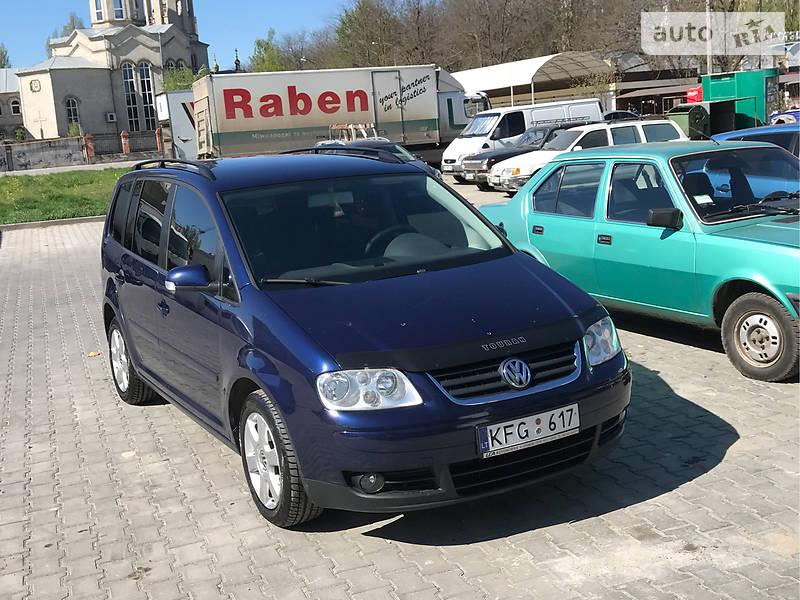 Volkswagen Touran 2006 в Одессе