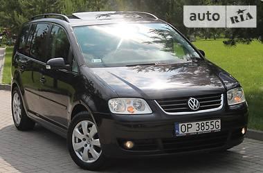 Volkswagen Touran 2005 в Дрогобичі