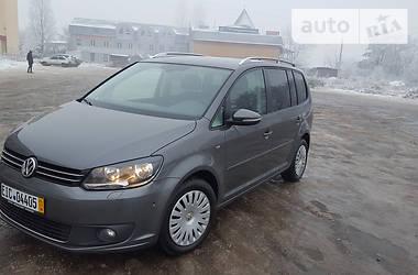 Volkswagen Touran 2015 в Тернополе