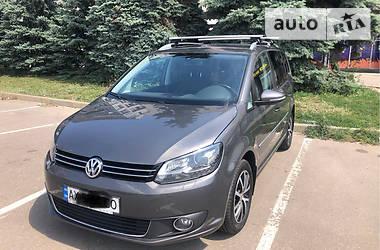 Volkswagen Touran 2013 в Харькове