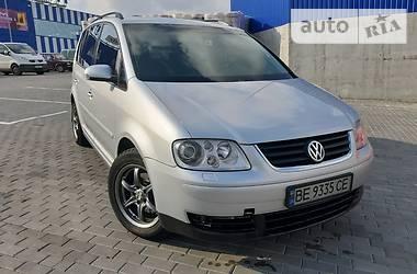 Volkswagen Touran 2004 в Николаеве
