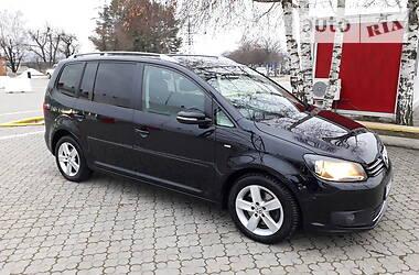 Volkswagen Touran 2015 в Черновцах