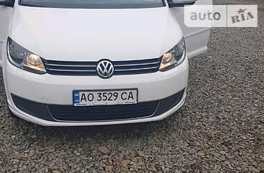 Volkswagen Touran 2013 в Иршаве