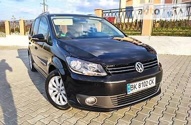 Volkswagen Touran 2014 в Дрогобыче