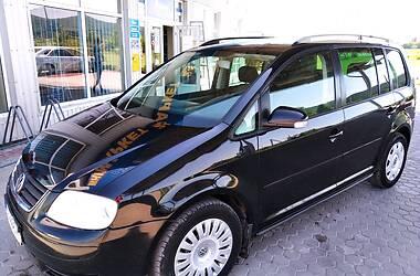 Volkswagen Touran 2003 в Кременце