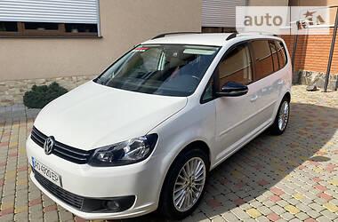 Volkswagen Touran 2013 в Мукачево