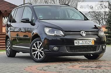 Volkswagen Touran 2013 в Самборе