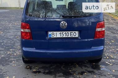 Volkswagen Touran 2005 в Кременчуге