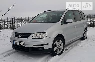 Volkswagen Touran 2004 в Кропивницком