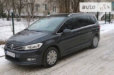 Volkswagen Touran 2016 в Киеве
