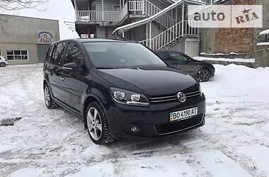 Volkswagen Touran 2011 в Черновцах