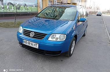 Volkswagen Touran 2005 в Вінниці
